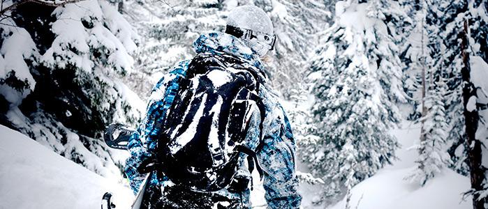 snowboard-print-jp-solberg-hike-hokkaido-japan-by-matt-georges