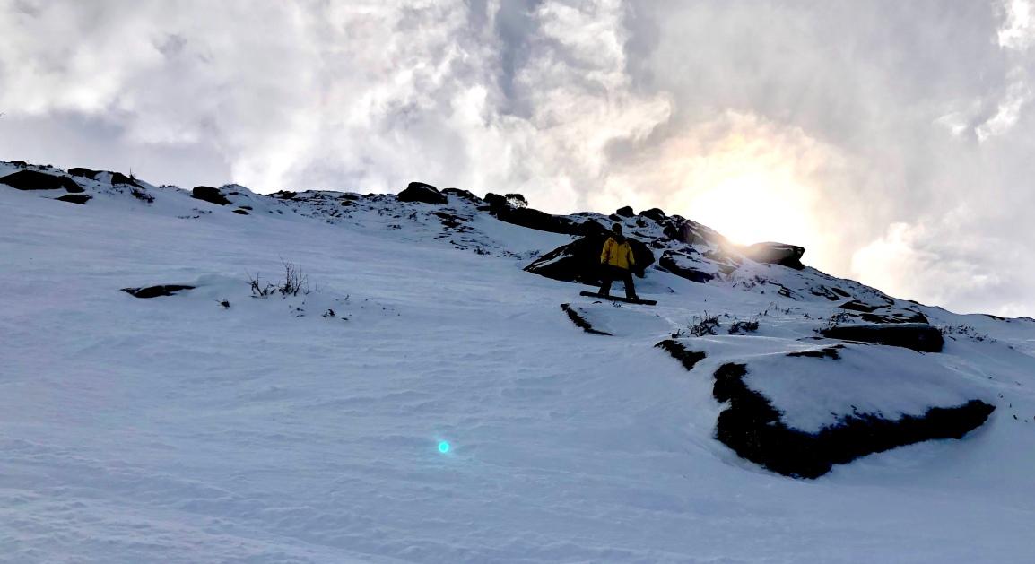 我的南半球滑雪日記